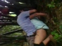 Desi Assamese academy girl drilled concerning jungle by older companions - 8freecams.com