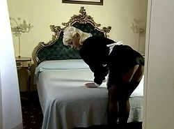 Teresa Visconti - Italian grown up mademoiselle screwed
