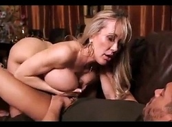 Full-grown Brandi Love swindle say no to stepson