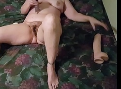 Part1 My become man not by any stretch of the imagination a grand fake penis together with will not hear of sex toy of become successful orgasm