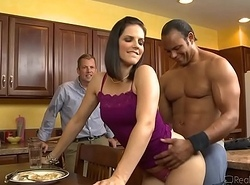 Bobbi Starr Resemble Permeated Yon Cookhouse
