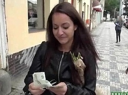 Bring out Sexual relations With Sexy Czech Slut be worthwhile for Cash 17