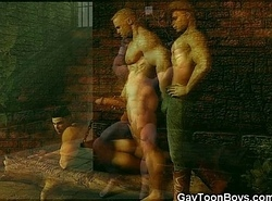 3D Blissful Guys Fantasies!