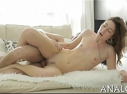 Young anal strengthen